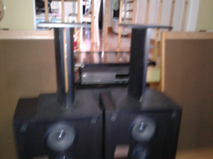 SPEAKER STANDS FROM  30.00