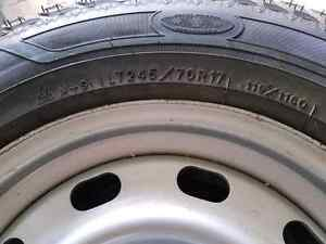 Used Goodyear ultragrip ice wrt winter tires $700 OBO