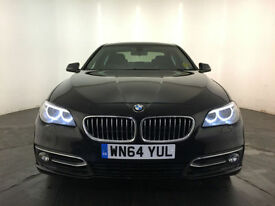 2014 64 BMW 520D LUXURY 188 BHP 1 OWNER BMW SERVICE HISTORY FINANCE PX WELCOME
