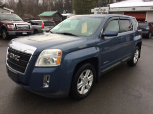 2011 GMC TERRRAIN, ALL WHEEL DRIVE, 832-9000/639-5000