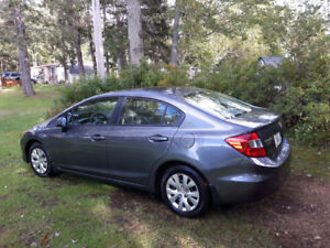 2012 Honda Civic LX in Very Good Condition