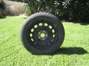 Nordman 205/55/R16 94TXL M+S on Rims for VW Golf etc.