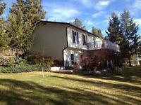 Lovely home on Felker Lake, 20 min from Williams Lake