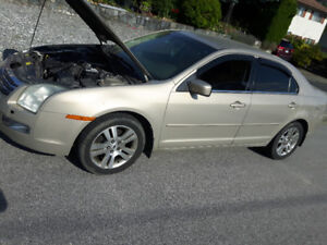 Ford Fusion V6 sale for car parts