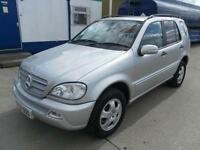 Mercedes-Benz ML320 3.2 auto ML320
