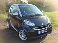 Smart fortwo 1.0 ( 71bhp ) Passion, 52K, F.S.H, PAN ROOF, AUTOMATIC