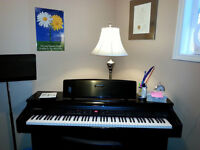 Holiday Special on Piano or Voice Lessons