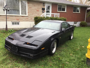 1987 Trans Am GTA muscle car CERTIFIED