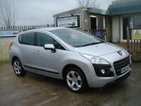 Peugeot 3008 Crossover 1.6HDi ( 110bhp ) FAP 6sp Sport