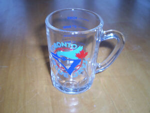 TORONTO BLUE JAYS SHOT GLASS Windsor Region Ontario image 1