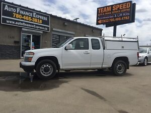 2012 Chevrolet Colorado 1LT , GREAT SET UP FOR TRADES WORK!