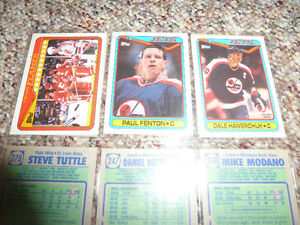 Lot of 12 Topps 1989/1990 Hockey Cards London Ontario image 2