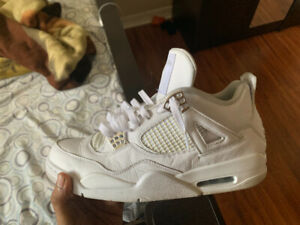 822224a38844 Selling Jordan 4 Pure Money Size 10.5 For Low 6.5-7 10 condition