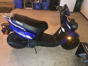 2005 Yamaha BWS Scooter - Mint Condition