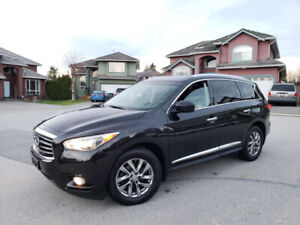 2013 Infiniti JX35 - Luxurious SUV