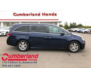 2014 Honda Odyssey EX-L  - Sunroof -  Leather Seats