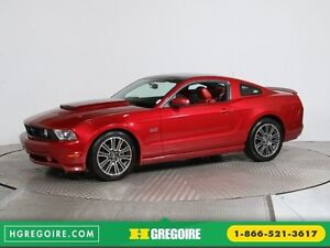 2010 Ford Mustang GT CUIR TOIT PANO MAGS