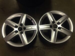 2 mags Audi A3
