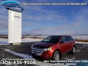 2014 Ford Edge Limited  Celebration Certified