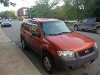 2007 Ford Escape VUS