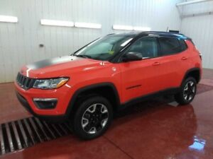 2018 Jeep Compass Trailhawk  - Sunroof - SiriusXM - $108.54 /Wk