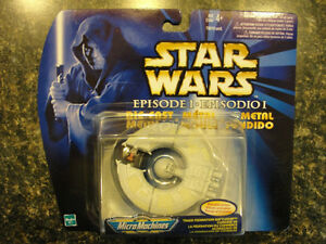 Star Wars Micro Machines Trade Federation Battleship 1998 New