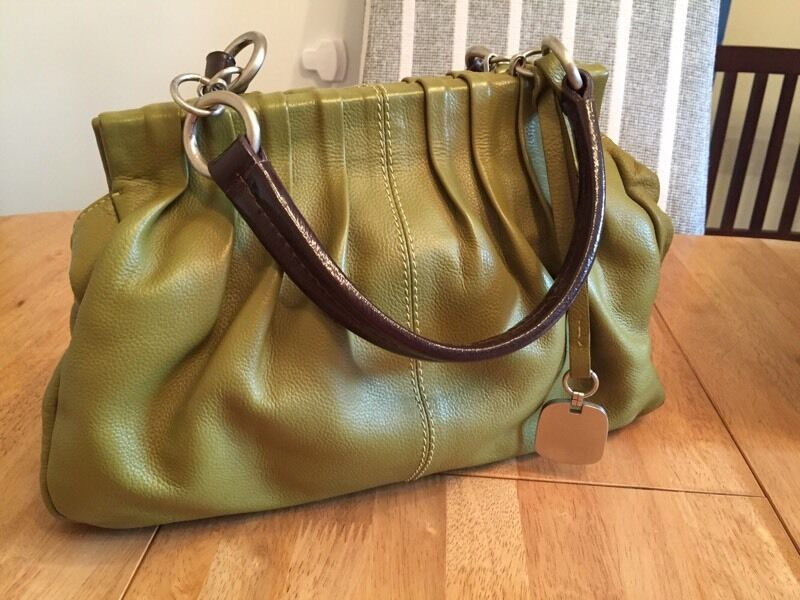 Betty Jackson Handbag Debenhams Green