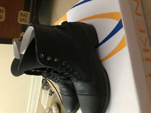 Children's Auken Nouvelle II Lace up Paddock Boots  - Size 4