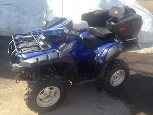 2011 Yamaha Grizzly 700 EPS 4x4 Power Steering + Accès  2016