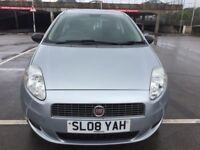 2008 FIAT PUNTO ACTIVE 1.2 LOW MILES LOW TAX LOW INSURANCE
