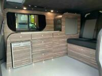 2018 LWB Vauxhall Vivaro Sportive 120PS Air Con Cruise 14k mile 4Berth Campervan