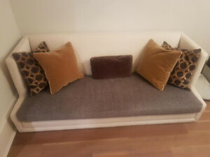 Designer Single Bench Sofa