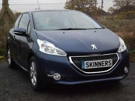 Peugeot 208 Active 3dr PETROL MANUAL 2014/64