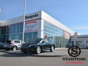 2014 Toyota Venza 4DR WGN AWD LIMITED  - Certified - Low Mileage