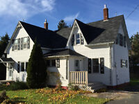 COUNTRY HOME WITH LOTS OF POTENTIAL ON PRINCE EDWARD ISLAND