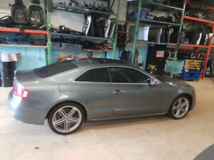 PARTING OUT AUDI S5  2013 3.0T TFSI Automatic 103K
