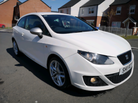 SEAT IBIZA FR 2.0 TDI 170, 6 SPEED
