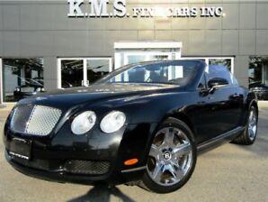 2007 Bentley Continental GTC CONVERTABLE| CLEAN CARPROOF|