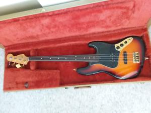 Rare USA Fender Jazz Bass