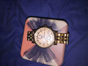 ROSEGOLD FOSSIL WATCH NEW