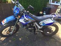 Skyteam ST 50- 3 TR motorbike