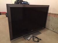 55 inches Sony TV for sale.