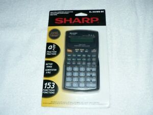 À vendre calculatrice scientifique SHARP, neuve