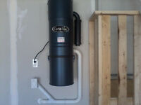 St Albert Central Vacuum / St Albert Built-In Vacuum Installs