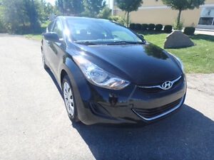 2013 Hyundai Elantra Sedan GL (new Brakes & Rotors  all around)