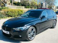 2018 BMW 3 Series 3.0 335d M Sport Shadow Edition Touring Auto xDrive (s/s) 5dr
