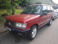 Land Rover Range Rover 2.5 auto DT 1999 t reg 4x4