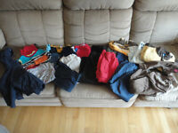 22 items of boy clothing 18 months for $30