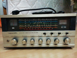 Realistic DX-160 Shortwave Radio