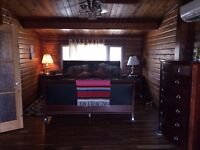 King sleigh bed set for sale